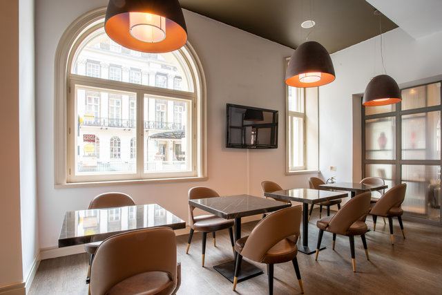 find a co-working space in Ambassadors Hotel Bloomsbury, London