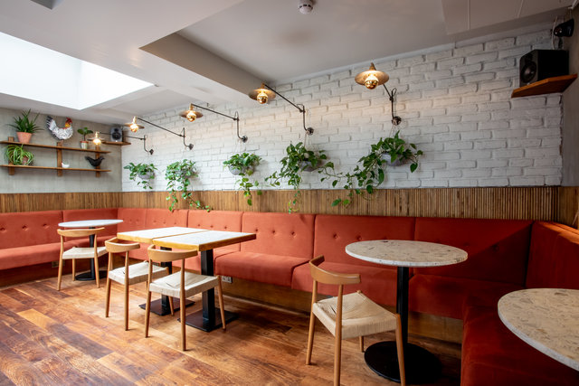 find a co-working space in Cocotte Parsons Green, London