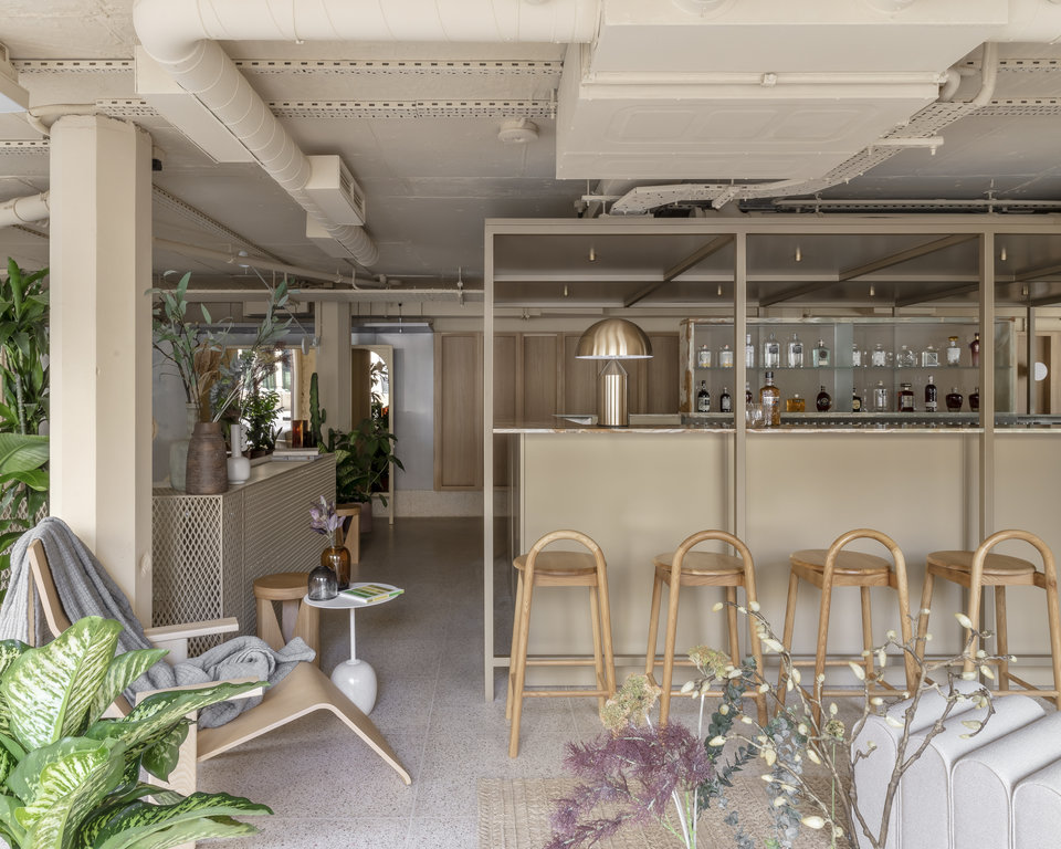 find a co-working space in London