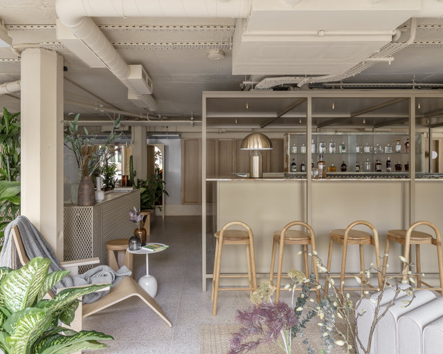 find a co-working space in DELI CAT AND SONS @ Locke at Broken Wharf, London
