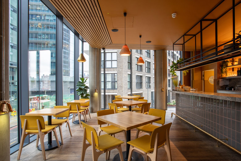 find a co-working space in Aldgate East