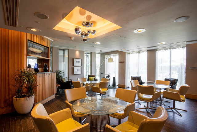 find a co-working space in Runnymede Hotel - Mooring Cafe, London