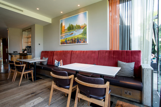 find a co-working space in Runnymede Hotel - Leftbank, London