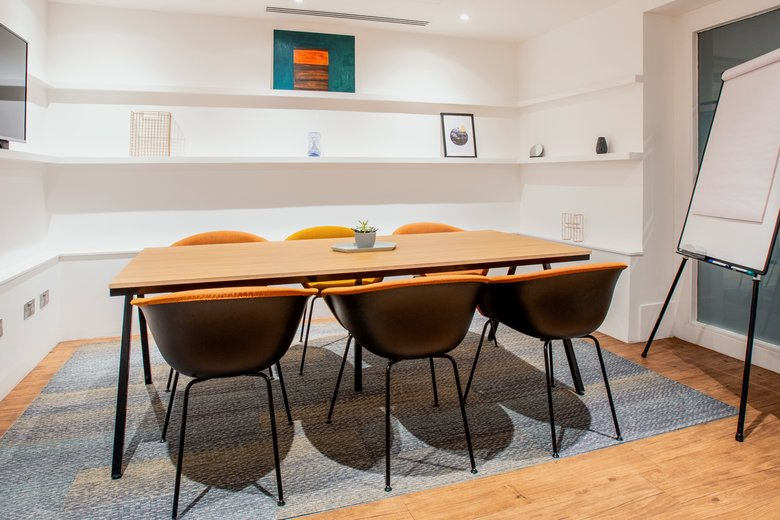 find a co-working space in Tottenham Court Road